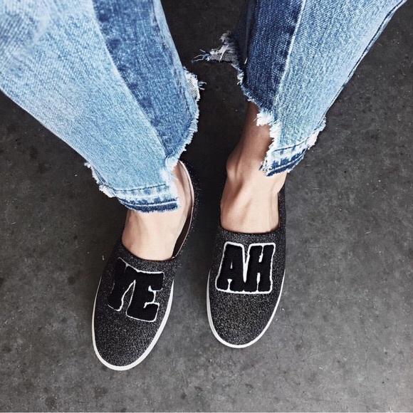 """Zara """"yeah"""" platform shoes"""
